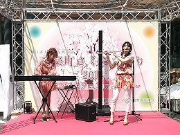 yumikoステージ