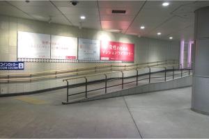 JR→有楽町線 雨の日ルート03