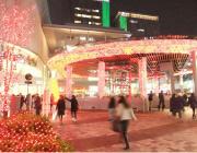 有楽町駅周辺 イルミネーション 2011-01