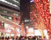 有楽町駅周辺 イルミネーション 2011-02