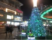 有楽町駅周辺 イルミネーション 2012-01
