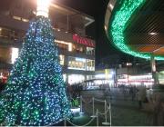 有楽町駅周辺 イルミネーション 2012-02