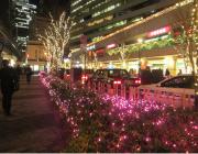 有楽町駅周辺 イルミネーション 2012-03