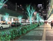 有楽町駅周辺 イルミネーション 2013-01