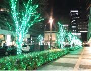 有楽町駅周辺 イルミネーション 2014-02
